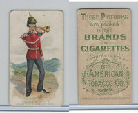 T413 American Tobacco Co., Military Uniforms, 1910, #6 Prince Albert's Somers.