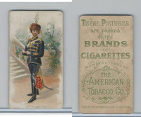 T413 American Tobacco Co., Military Uniforms, 1910, #9 14th Hussars
