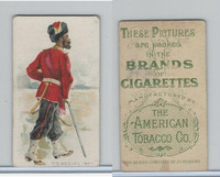 T413 American Tobacco Co., Military Uniforms, 1910, #20 7th Bengal Infy