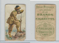 T413 American Tobacco Co., Military Uniforms, 1910, #26 20th Punjab Inf.