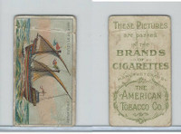 T418 American Tobacco, Old And Ancient Ships, 1910, Ship of St. Louis
