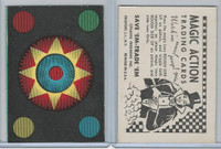 W510-3 Abbey, Magic Action Trading Cards, 1964, Circles