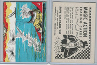 W510-3 Abbey, Magic Action Trading Cards, 1964, Fishing