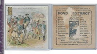 H607 Ponds Extract, US Army Uniforms, 1890's, Revolution 1775-1783