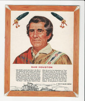 F273-47 Kellogg, Men Of The West, 1963, Sam Houston
