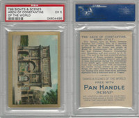 T99 ATC, Sights & Scenes, 1911, Arch of Constantine, PSA 5 EX