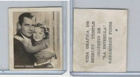 L0-0 La Estrella, Shirley Temple, 1935, Cuba Candy Card, #114