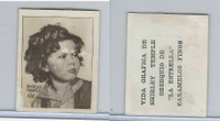 L0-0 La Estrella, Shirley Temple, 1935, Cuba Candy Card, #130
