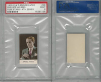 B0-0 Bridgewater, Film Stars 4th Series, 1940, #28 Phillips Holmes, PSA 9 Mint