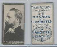 T426 American Tobacco Company, Celebrities, 1910, Right Hon. Charles C. Kingston