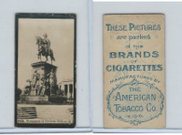 T430 American Tobacco, World Views, 1900, Berlin, Monument Frederic William III