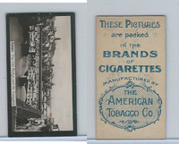T430 American Tobacco, World Views, 1900, Florence, Old Bridge and Lungarno