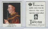 T47 American Tobacco Co., British Sovereigns, 1939, 14. Henry V - 1413-1422