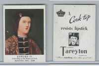 T47 American Tobacco Co., British Sovereigns, 1939, 16. Edward IV - 1461-1483
