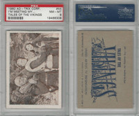 1960 Ad-Trix Corp., Tales of the Vikings, #44 I'm Meeting My, PSA 7 NM