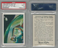 F71 Mister Softee, Adventures Of Captain Chapel, 1962, #3, PSA 7.5 NM+