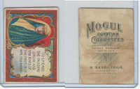 T112 Mogul Cigarettes, Toast Series, 1909, Drink To Life & The Passing