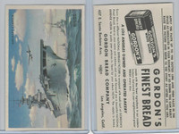 D59, Gordon Bread, National Defense Pictures, 1940's, Aircraft Carrier