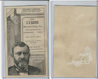 H602 US Clothing, Presidents, 1890's, Ulysses S. Grant