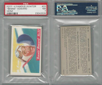 F277-4, H.J. Heinz, Famous Aviator - 1st S., 1935, #22 Howard, PSA 7 NM