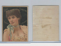 N Card Duke Cigarettes, Actresses, 1889, The Best In The World