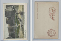E Card, Zeno Gum, United States Views, 1910, Lafayette Square Buffalo