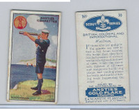 A66-15 Anstie Cigarettes, Scout Series, 1923, #30 Watchman