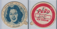F5-16 Dixie Cup, 1950, Movie Stars, Large Size, Jean Peters