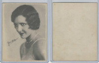 W618 Brody, Motion Picture Stars, 1926, Blank Back, Jean Arthur