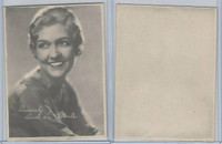 W618 Brody, Motion Picture Stars, 1926, Blank Back, Laura La Plante