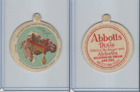 F1 Dixie Cup, Circus Series, 1930, #16 Omar The Camel (B)