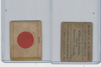 V95 Paterson, Flags of all Nations, 1920's, Japan