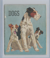 D39-3a, Gordon Bread, Dog Pictures, 1940's, Album Used (Tape)