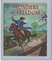 D39-4, Gordon Bread, Frontiers of Freedom, 1940's, Album Unused