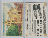 D39-6b, Gordon Bread, Mission Pictures, 1950's, San Diego De Alcala
