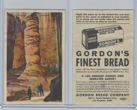 D39-7, Gordon Bread, Natures Splendor, 1940's, Carlsbad Caverns