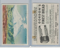 D39-7, Gordon Bread, Natures Splendor, 1940's, Mt. McKinley