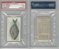 T58 American Tobacco, Fish, 1910, Butterfish, PSA 3.5 VG+