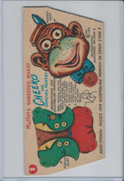 F279-30a Quaker, Circus Puppets, 1951, #1 Cheeko The Dancing Monkey