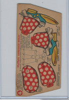 F279-30a Quaker, Circus Puppets, 1951, #4 Zippy The Polka Dot Clown