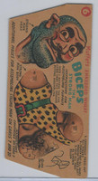 F279-30a Quaker, Circus Puppets, 1951, #6 Biceps The Strong Man