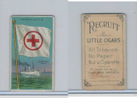 T59 American Tobacco, Flags of all Nations, 1910, Ambulance