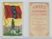 T59 American Tobacco, Flags of all Nations, 1910, Amsterdam