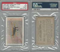E195 New England Confectory, Airplane, 1930's, #1 Pitcairn Super, PSA 7 MC NM