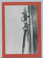 V156 Beehive Starch, Warplanes, 1940's,  Boeing Super Flying Fortress