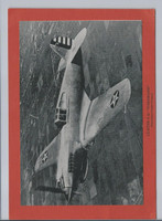 V156 Beehive Starch, Warplanes, 1940's,  Curtiss P-40 Tomahawk