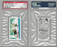 P0-0 Primrose Confectionery, Laurel & Hardy, 1968, #23, PSA 9 Mint