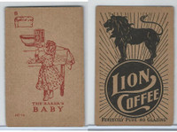 K37 Lion Coffee, Farming Subjects, 1910, HF-14 Baker's Baby