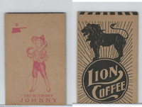 K37 Lion Coffee, Farming Subjects, 1910, HF-21 Butcher's Johnny