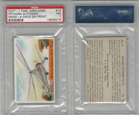 F277-1, H.J. Heinz, Famous Airplane Pictures, 1935, #15 Pitcairn, PSA 7 NM